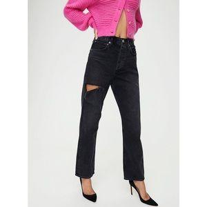 agolde 90s jeans serpent